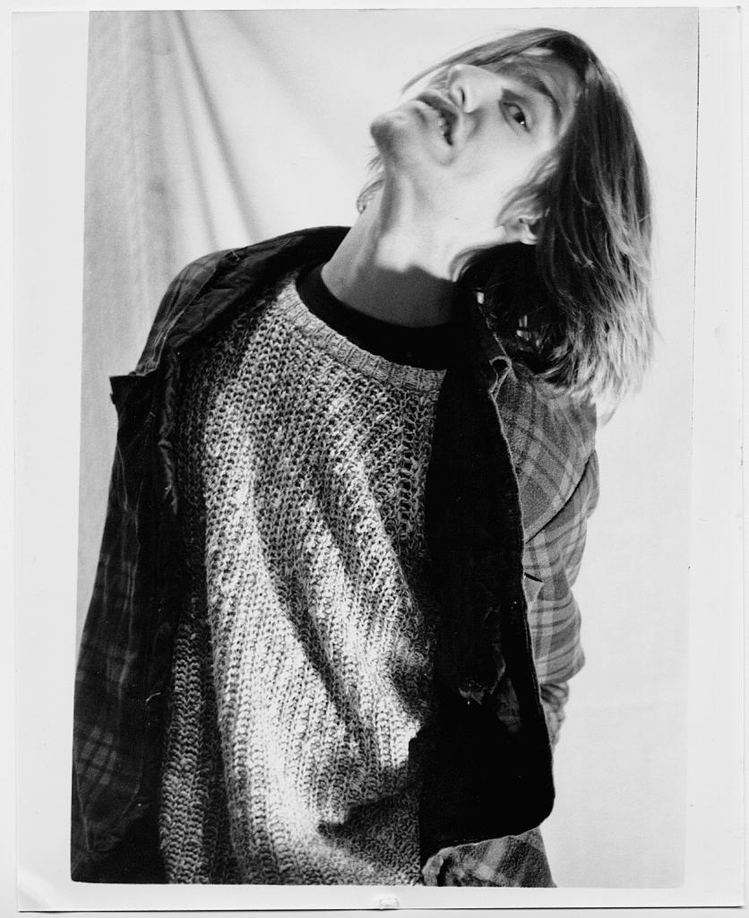 Dave Garrett, circa 1992. Photographed by Christian Hendrickson.