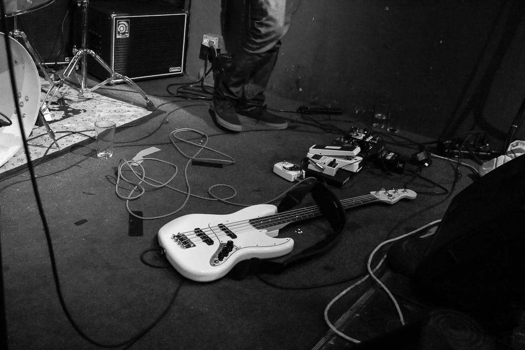 Sistersound live at Hemlock, April 27, 2017